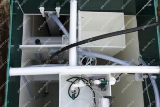Подключение насоса и компрессоров Юнилос Астра
