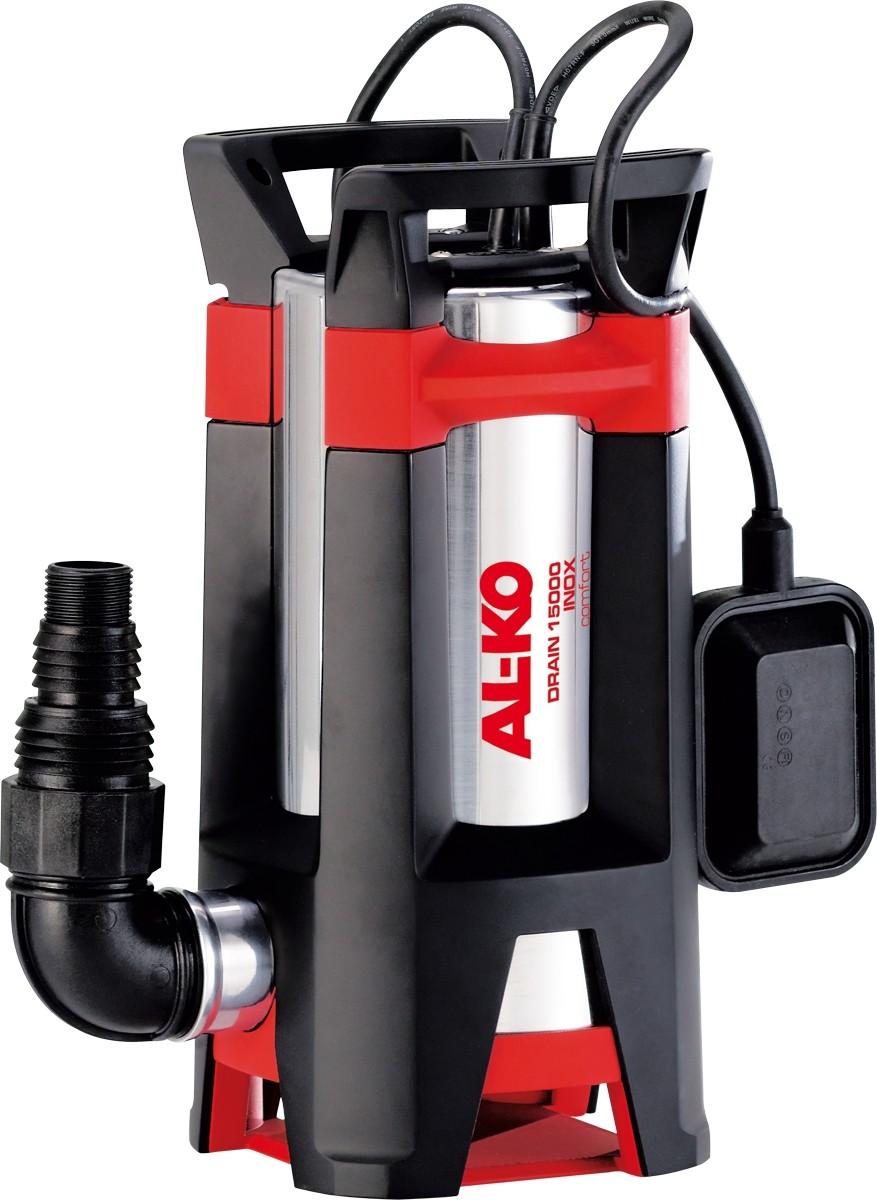 Погружной насос для грязной воды AL-KO Drain 15000 Inox Comfort