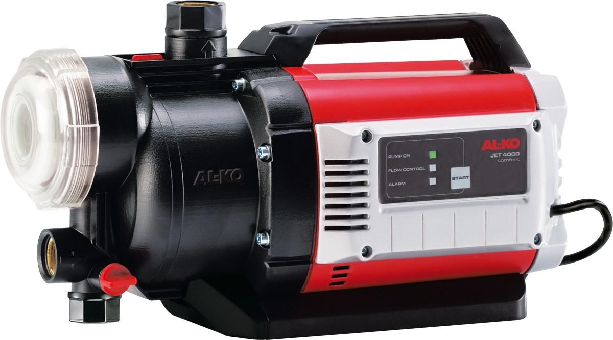 Садовый насос AL-KO Jet 4000 Comfort