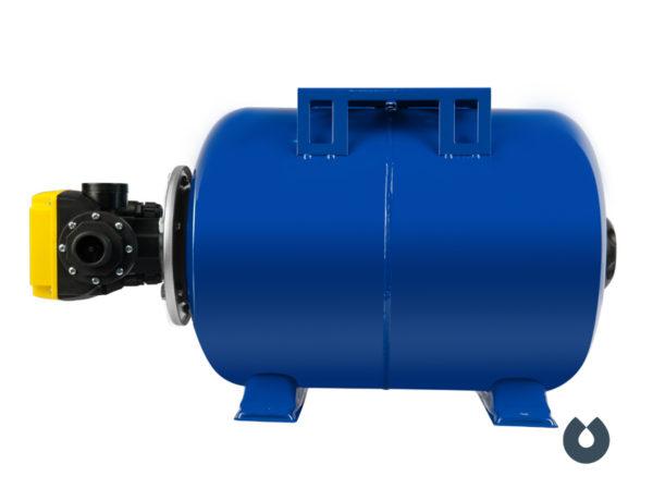 Комплект автоматики АКВАРОБОТ ТУРБИПРЕСС 1,5 кВт c гидроаккумулятором 24 л.