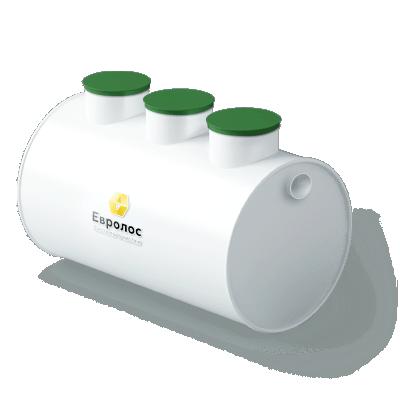Жироуловитель для канализации Евролос НМ Г 30-2250