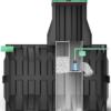 Септик Термит Трансформер 2.0 PR в разрезе