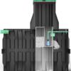 Септик Термит Трансформер 3.0 PR в разрезе