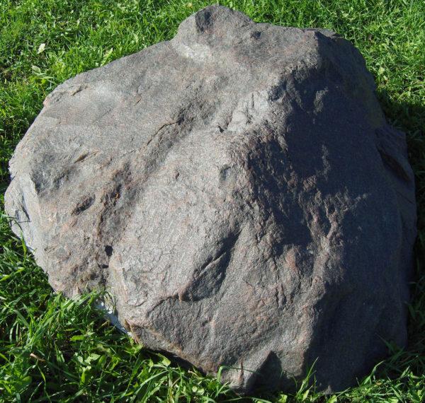 Декоративная крышка люка под камень «Люкс» D-100