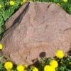 Декоративная крышка люка под камень «Люкс» D-80
