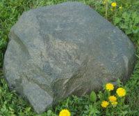 Декоративная крышка люка под камень «Люкс» D-90