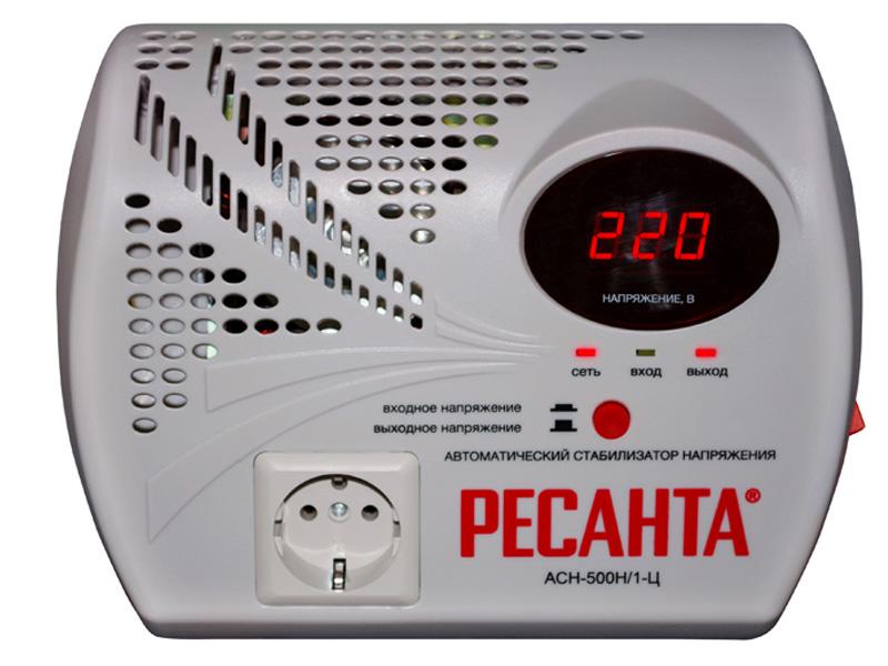 Стабилизатор АСН-500Н/1-Ц