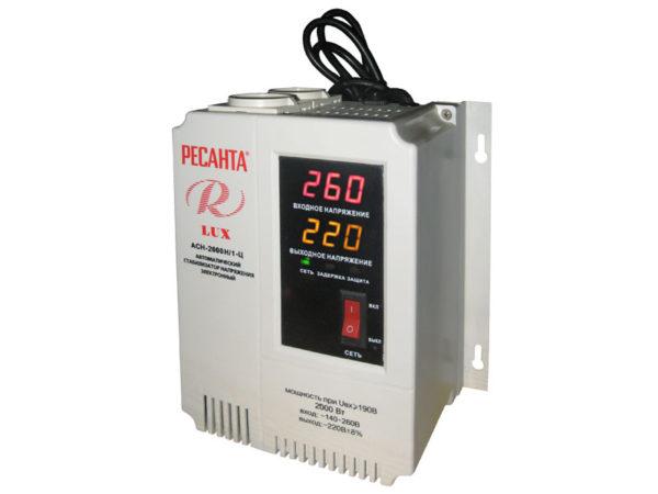 Стабилизатор АСН-2000Н/1-Ц