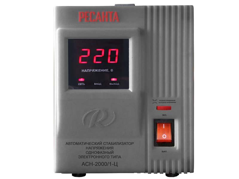 Стабилизатор АСН-3000/1-Ц