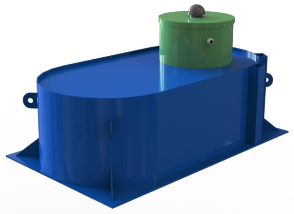 FEKAlife mini 5 (Для высоких грунтовых вод)